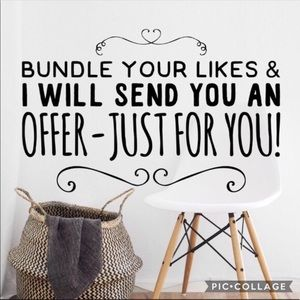 Other - Bundles get the best deal!